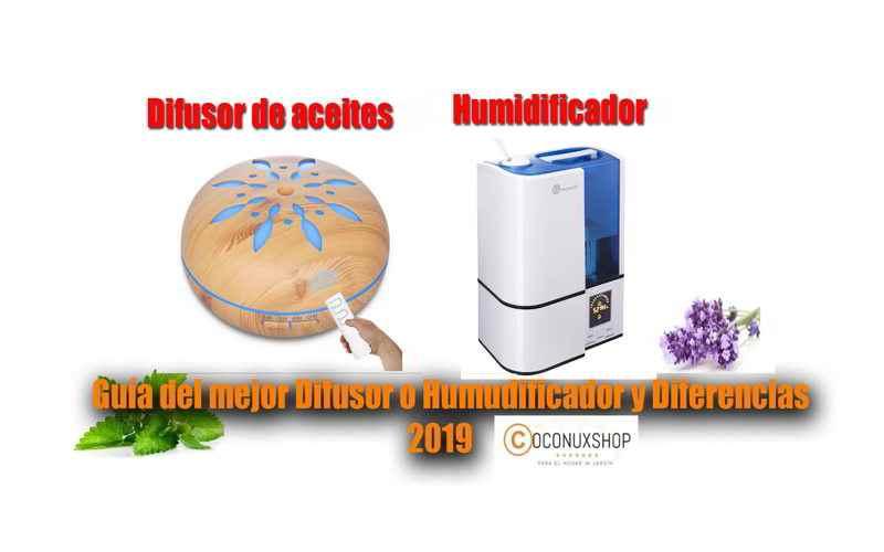 difusor y humidificador diferencias 2019