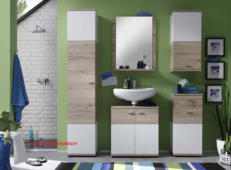 espejo moderno de baño y aseo