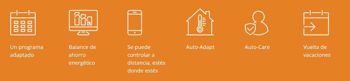 caracteristicas termostato netamo de amazon