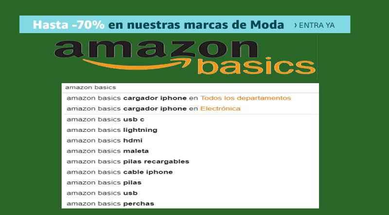 Amazonbasics 2019 Mejores productos para ahorrar dinero