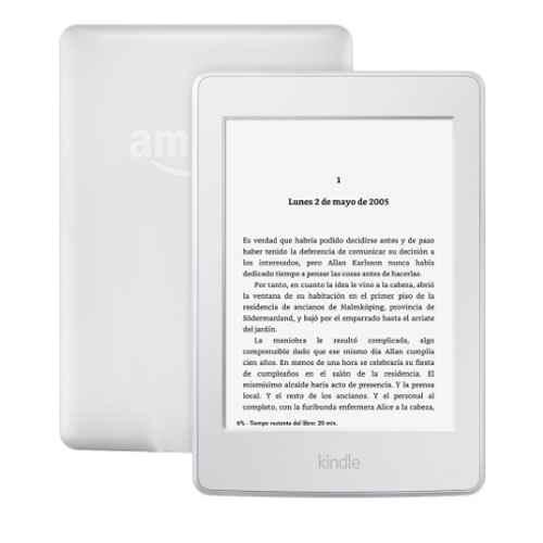 nuevo ebook de amazon paperwhite 2019 2020