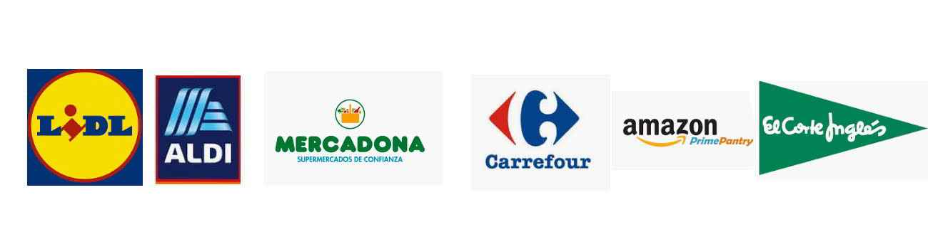 Marcas de supermercados online