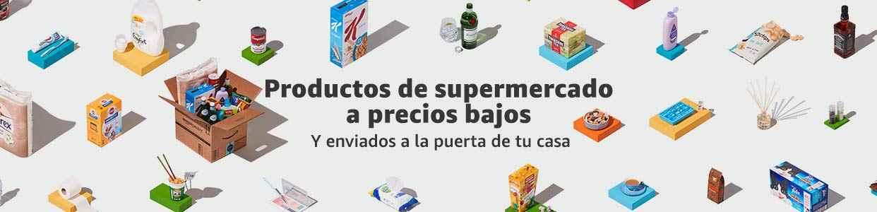 supermercado de amazon a precios de escandalo