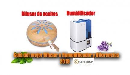 ▷Mejores Humidificadores y Difusores Análisis y recomendaciones 2019