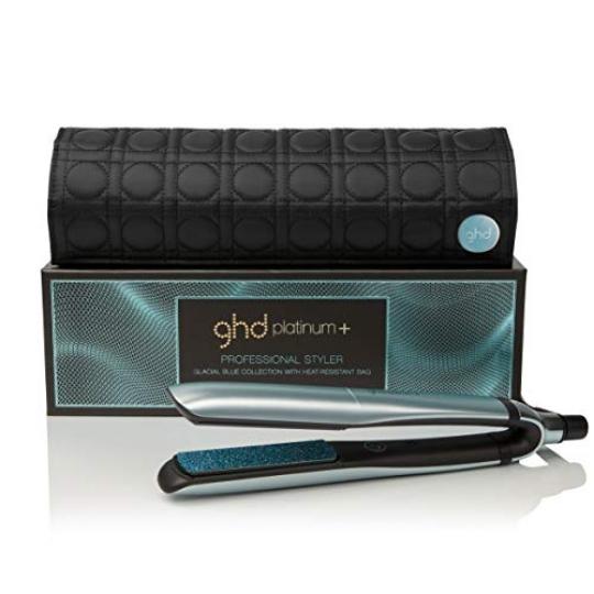 GHD platinum+ Glacial Blue - Plancha de pelo profesional Edición Limitada