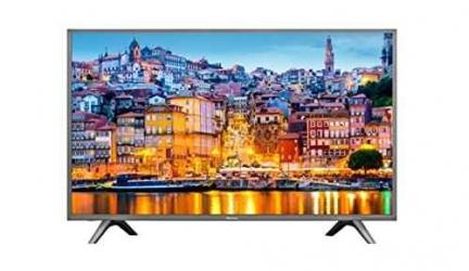 Análisis «Hisense H49N5700 » ¡Mejor TV 4K para ver el Mundial ⚽ 2018 y tus series y peliculas!