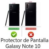 Mejores protectores de pantalla Samsung Galaxy Note 10